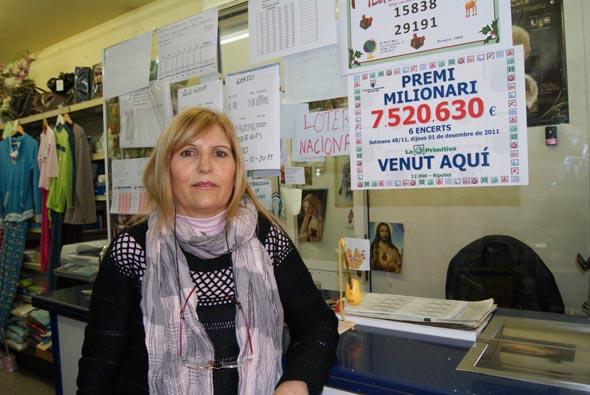 PREMIO LA QUINIELA EN RIPOLLET