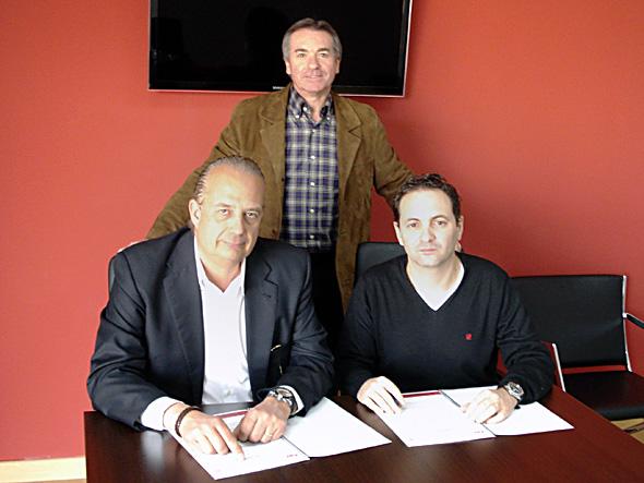 Convenio de colaboración entre FENAMIX y el Granada C.F.