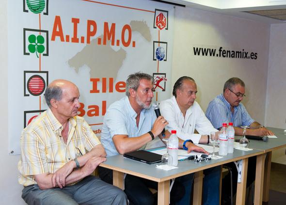 Nuestros compañeros de las Islas Baleares, se reunieron en asamblea general