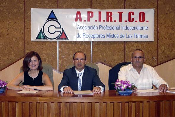 CELEBRACIÓN DE LA ASAMBLEA GENERAL DE LA ASOCIACIÓN DE LAS PALMAS