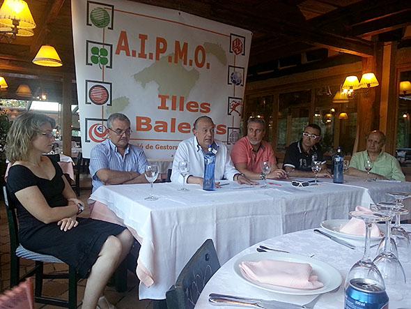 ASAMBLEA DE LA ASOCIACIÓN DE RECEPTORES  MIXTOS DE BALEARES