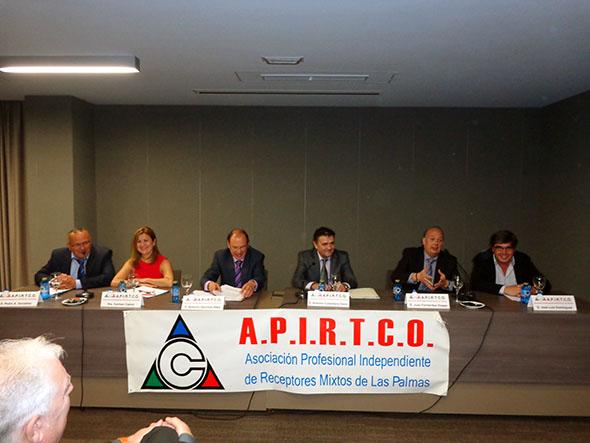 Asamblea General de Receptores Mixtos de Las Palmas