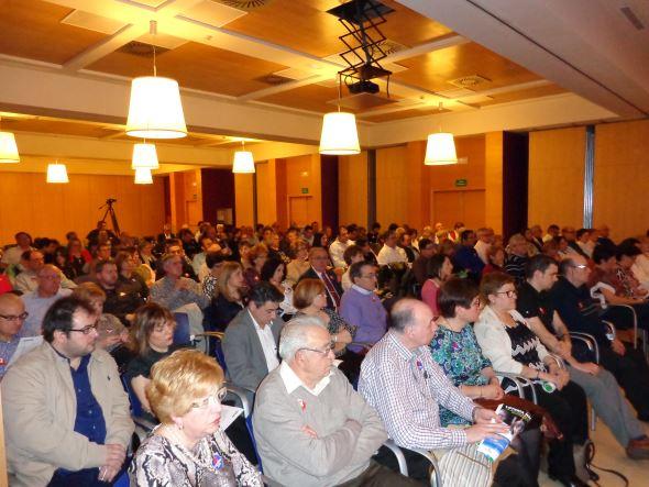 La Asociación de Receptores Mixtos de Valencia celebran su Asamblea General.