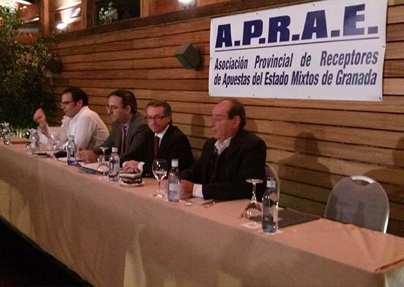 ASAMBLEA GENERAL DE LA ASOCIACIÓN DE RECEPTORES MIXTOS DE GRANADA