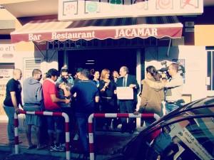 Premio 45millones Tenerife feb 2015