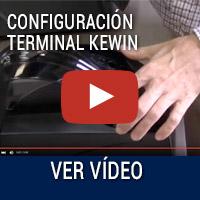 Configuración Terminal Kewin