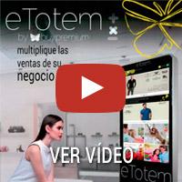 Video Pantalla eTOTEM