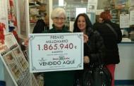 Nuestra compañera Dª Juana Vives, de la Asociación de Baleares, ha dado un premio de 1º categoría en la BonoLoto del pasado 13 de Febrero.