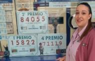 Nuestra compañera de la Asociación de Granada, Dª. Ana Mª Castilla, ha dado un 2º premio en la Lotería Nacional bajo nuevo resguardo