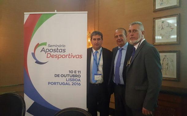 FENAMIX ES INVITADA AL SEMINARIO DE APUESTAS DEPORTIVAS ORGANIZADO POR CIBELAE EN LISBOA