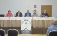 NUESTROS COMPAÑEROS DE LA ASOCIACIÓN DE ALMERÍA CELEBRAN SU ASAMBLEA GENERAL