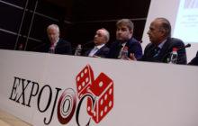FENAMIX, representada por nuestro Presidente Toni Castellano, fue invitada a la feria EXPOJOC 2017 el pasado día 14 de junio