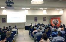Los compañeros de la Asociación de Valencia (APIRMO) celebran su Asamblea General
