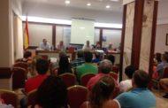Nuestros compañeros tinerfeños se reúnen en Asamblea General