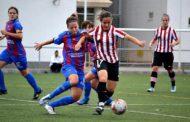 El Atlético-Athletic, primer partido de la liga femenina en la Quiniela