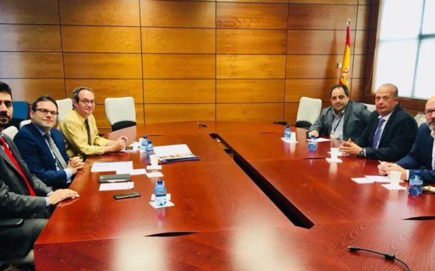 FENAMIX SE REÚNE CON D. JUAN ESPINOSA, DIRECTOR GENERAL DE ORDENACIÓN DEL JUEGO